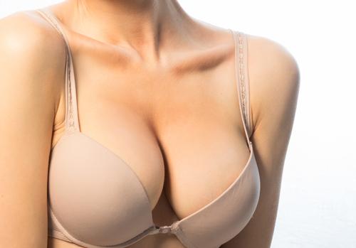 Female breast in a beige bra-img-blog